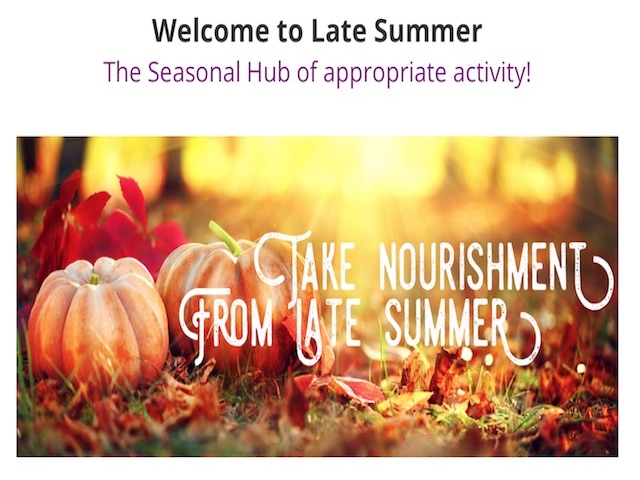 Seasonal Yoga Hub