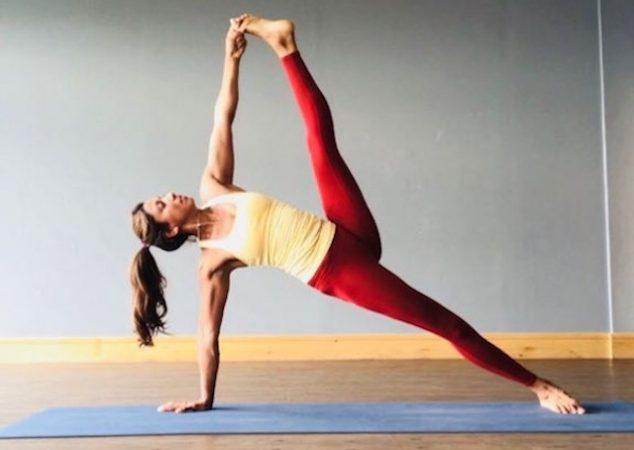 Tracey Yoga